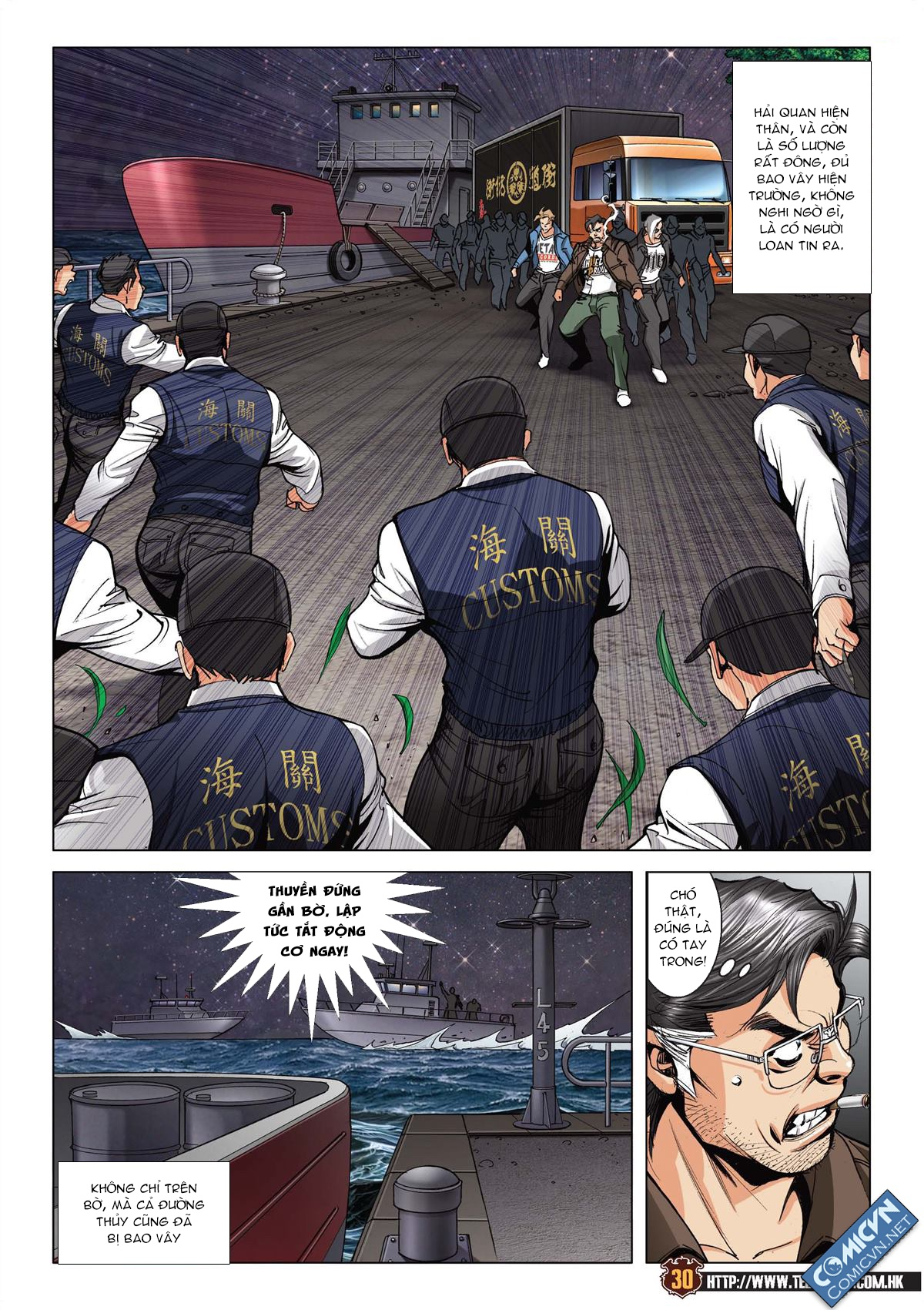 Người Trong Giang Hồ Chap 2095 - Next Chap 2096 image 29