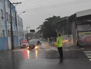 Em dois dias, chove mais da metade do esperado para todo o mês de agosto em João Pessoa
