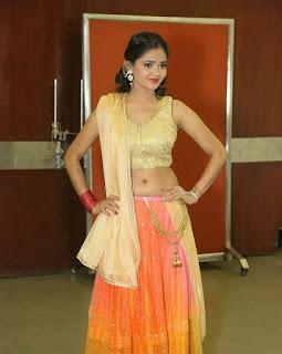 Actress Shreya Vyas Stills at Sardaar Gabbar Singh Audio Launch  0005