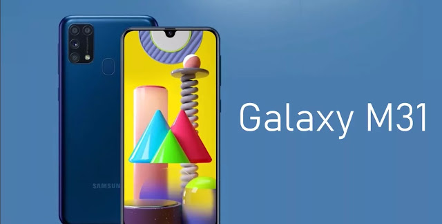 Samsung Galaxy M31s Price, Specification