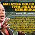 Malaysia Boleh Keluar TPPA Jika Bawa Keburukan - @AhmadMaslan