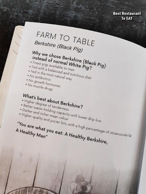 Passione Ristorante Italiano Farm To Table New Menu 2020