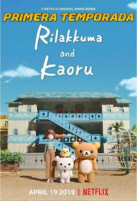 Rilakkuma And Kaoru (TV Series) S01 Custom HD Dual Latino 5.1