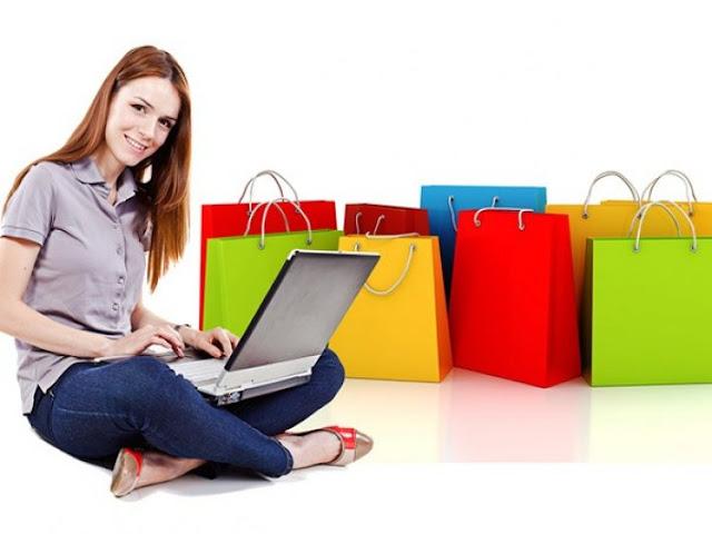 kemudahan berbelanja di online shop