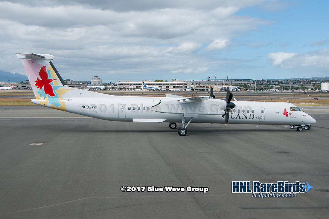 HNL RareBirds: Island Air To Increase Frequencies