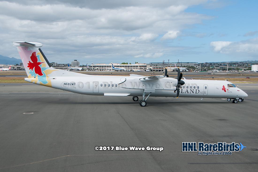 HNL RareBirds: Island Air To Increase Frequencies