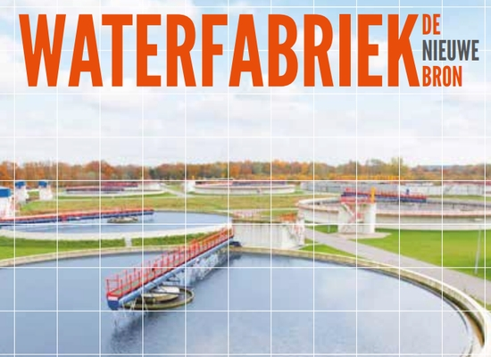 uitsnede cover Waterfabriek: de nieuwe bron
