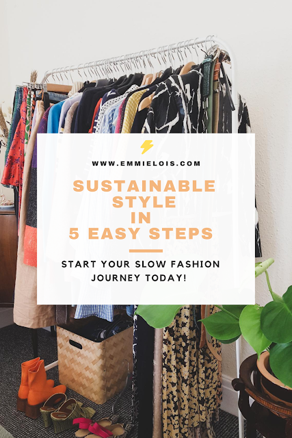 Sustainable style graphic