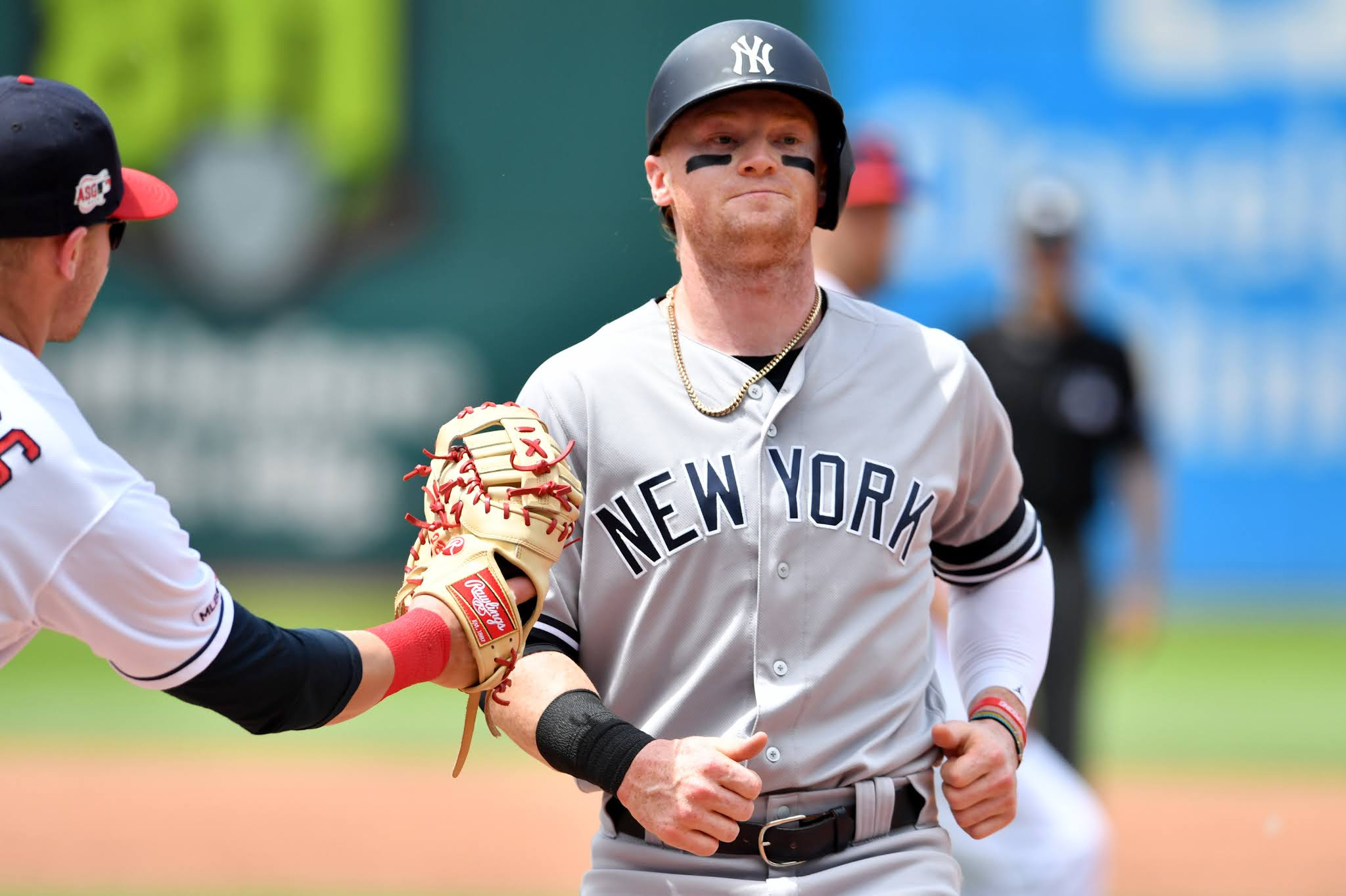 Boone: LeMahieu is Yankees' No. 1 priority this winter