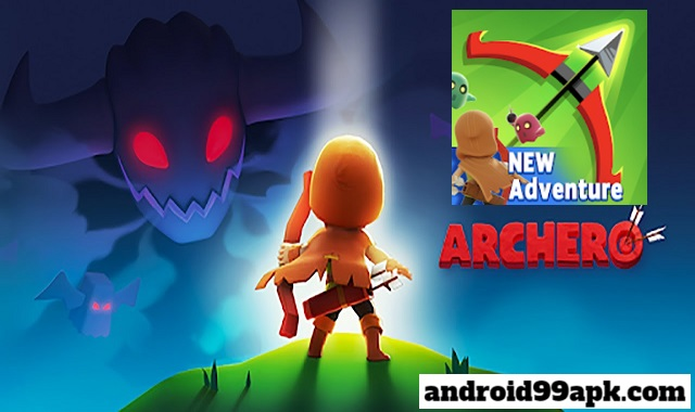 لعبة الرماية Archero v2.2.1 مهكرة بحجم 92 ميجابايت للأندرويد