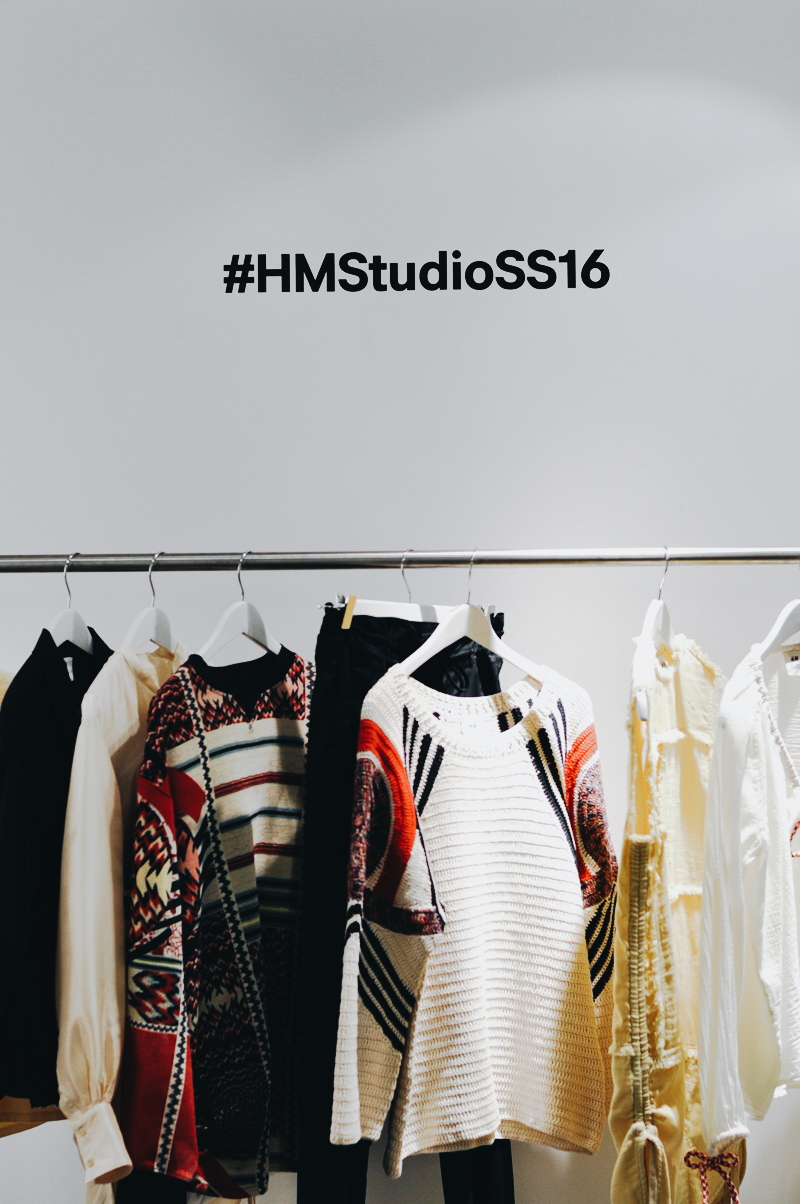 ONE STEP CLOSER TO SUMMER WITH H&M - STUDIO SS16 COLLECTION · SOLI TUVĀK VASARAI AR H&M - STUDIO SS16 KOLEKCIJA