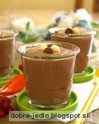 Čokoládový termix - recept
