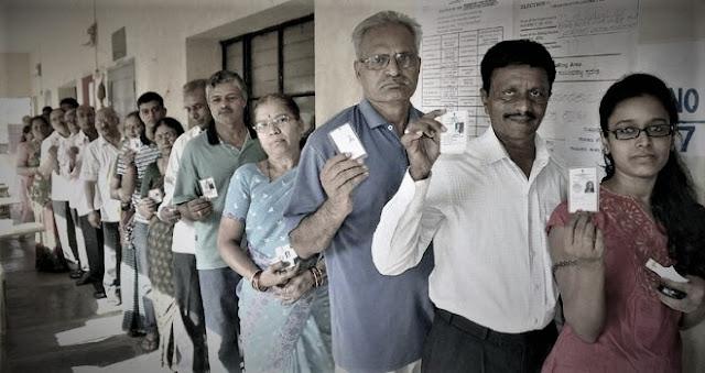 Delhi Election news 2020  Between AAP, BJP And Congress