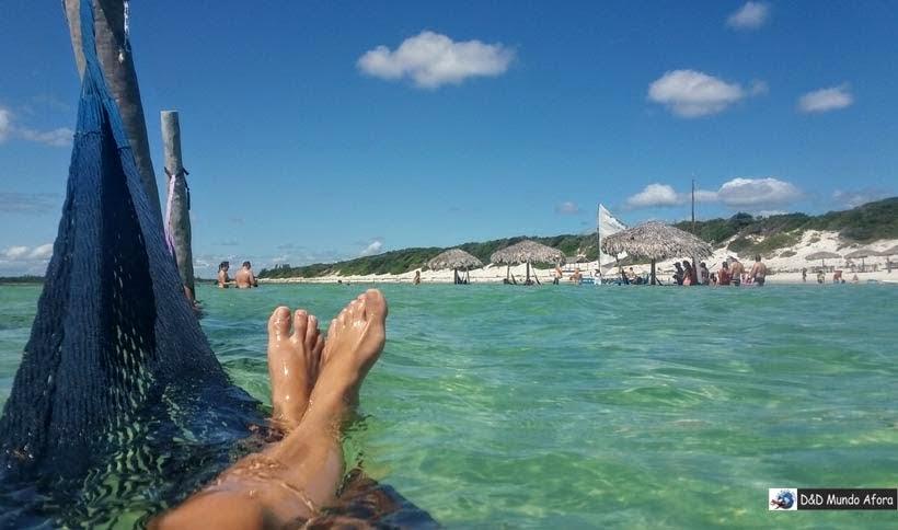 O que fazer em Jericoacoara em 1 dia - Lagoa do Paraíso - Alchymist Beach Club
