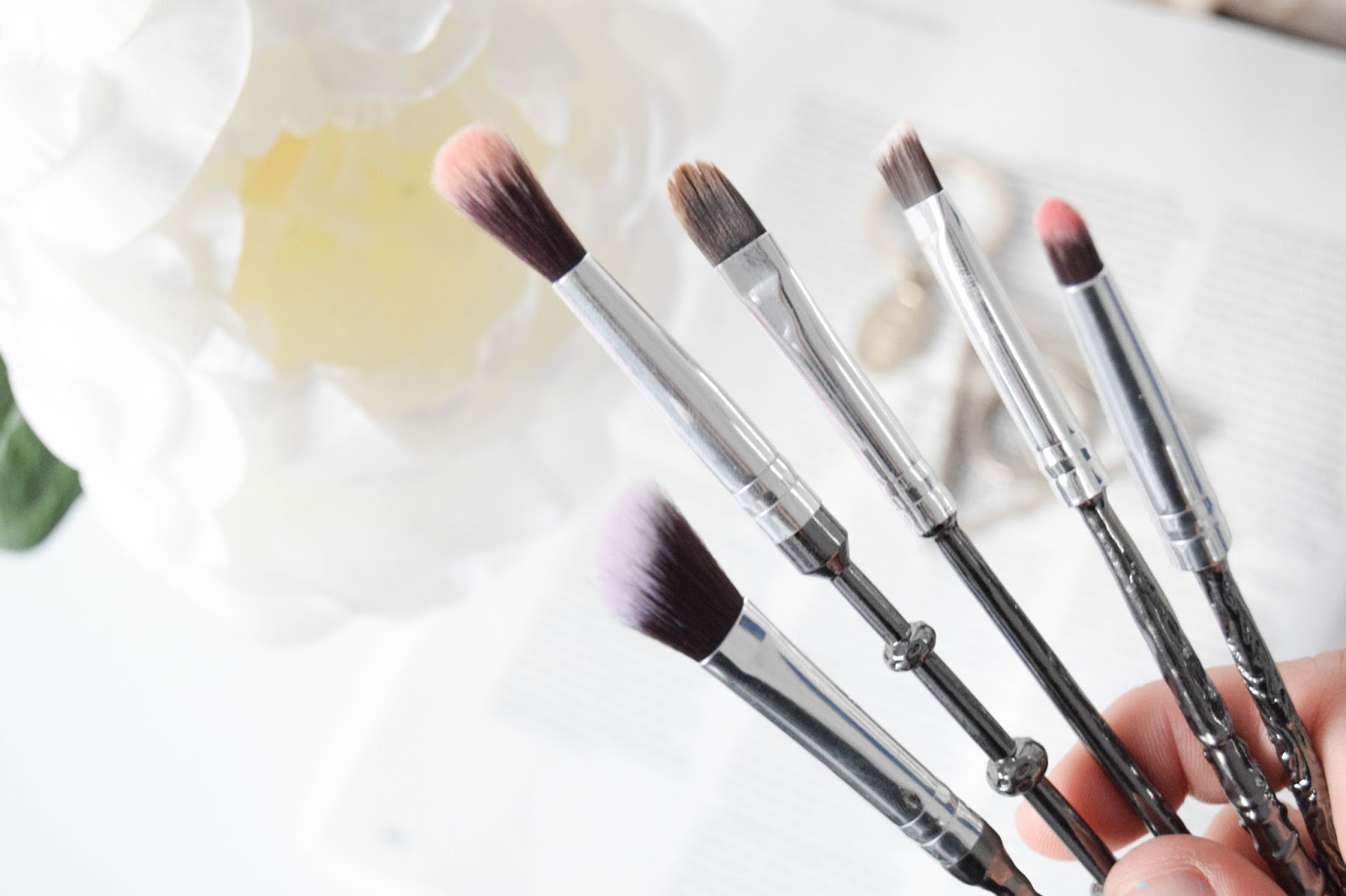 Harry Potter-Inspired Makeup Brush Set