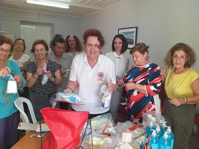 25 Σχολικά Φαρμακεία θα διανεμηθούν στις σχολικές μονάδες του Δήμου Άργους Μυκηνών