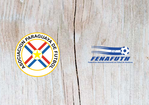 Paraguay vs Honduras - Highlights 6 June 2019