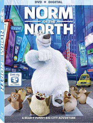 Norm of the North [2016] [DVD R2] [Castellano]