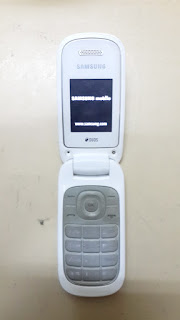 Hape Rusak Samsung Caramel E1272 Untuk Kanibalan