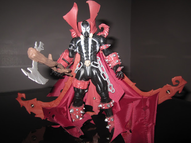 Todd Mcfarlane' Spawn Action Figure Planet