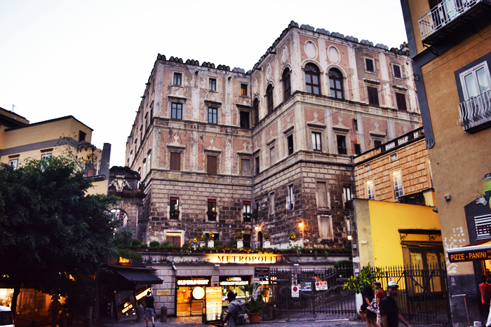 Napoli Chiaia