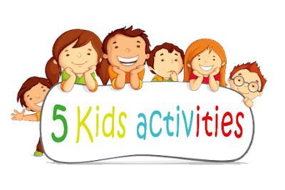 5 Activities for children - AWRAQ Community Papers