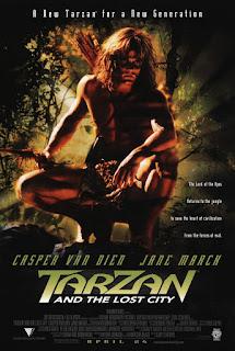 Tarzan and the Lost City 1998 Dual Audio 720p WEBRip