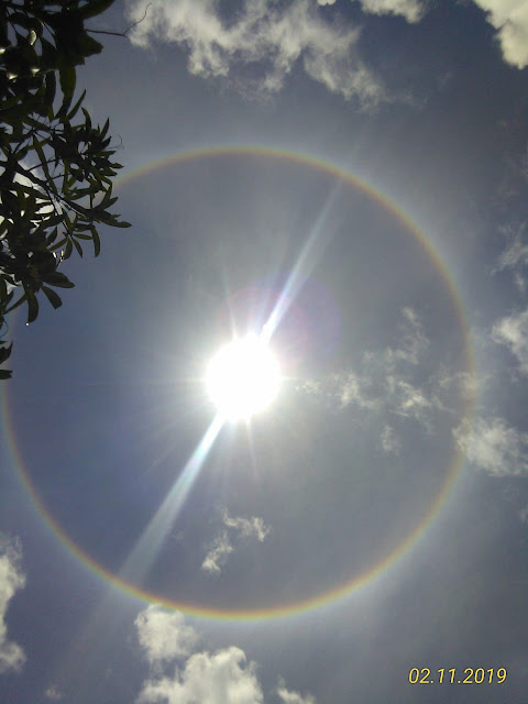 Halo Matahari Karangpucung Cilacap