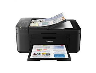 Canon PIXMA TR4570S Printer Driver Download