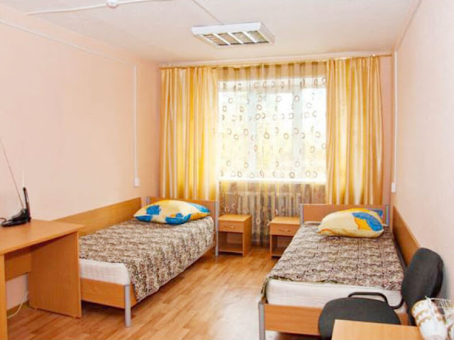 HOSTEL National Aviation University of Kiev
