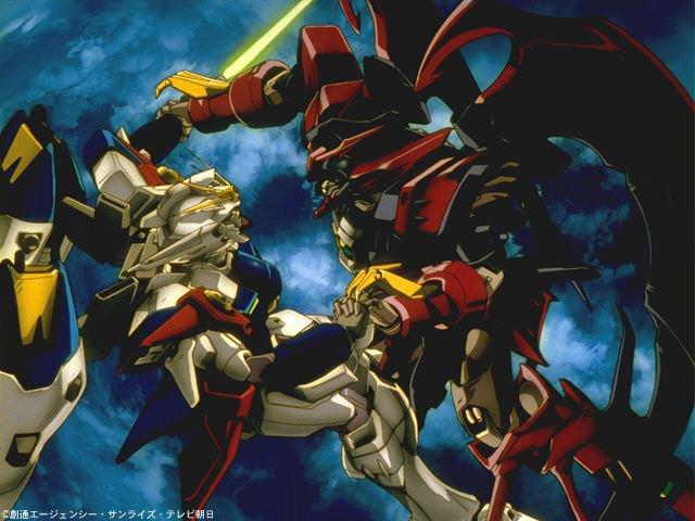 Wing Gundam Zero VS Epyon Wallpapers - Gundam Kits Collection News and Reviews