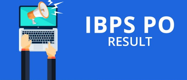 IBPS RRB PO RESULTS DECLARED