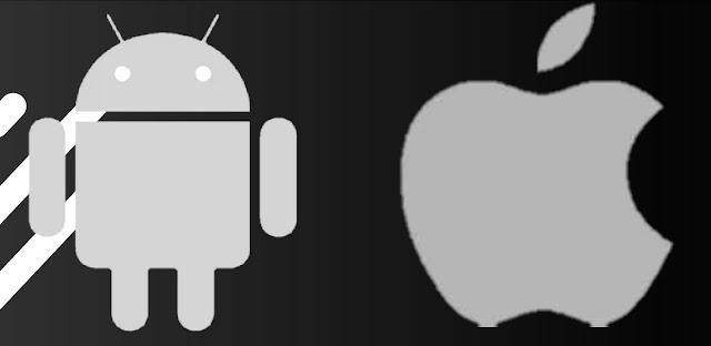 Perbedaan Utama Antara iOS Dan Android Dari Pemakaiannya