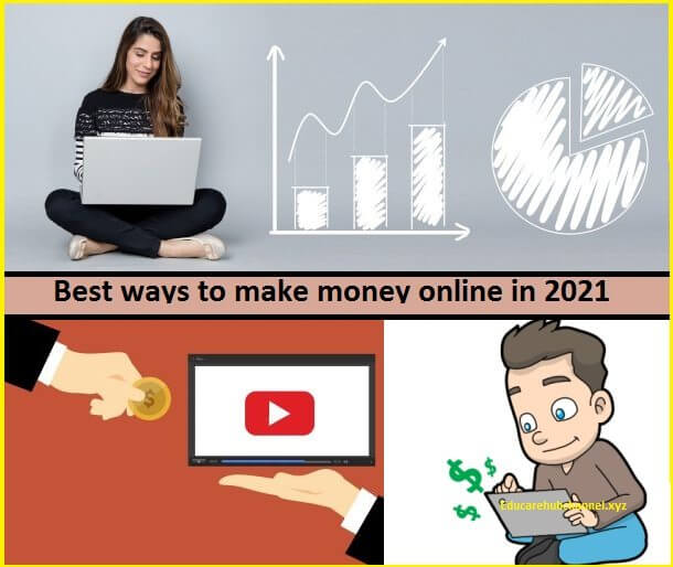 Best ways to make money online in 2021