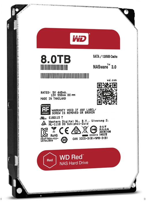 WD RED NAS Drives