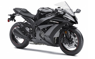 Kawasaki Ninja ZX-10R super bike