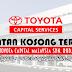 Jawatan Kosong di Toyota Capital Malaysia Sdn. Bhd - 25 March 2018
