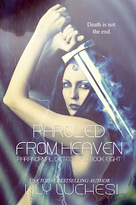 Download 'Paroled From Heaven' by Lily Luchesi for $0.99!