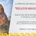"""BASES: CONVOCATORIA PARA PUBLICACION DE LIBRO DE TAPA BLANDA """"RELATOS MÁGICOS DEL PERÚ"""""""