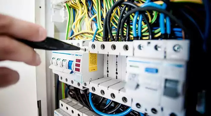 Electrical Switches, Wiring, Electric, CONTROL TEK UAE