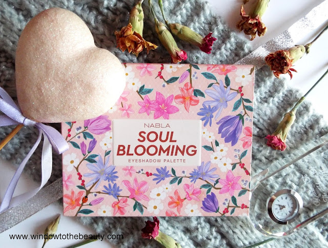 Nabla Soul Blooming review swatches