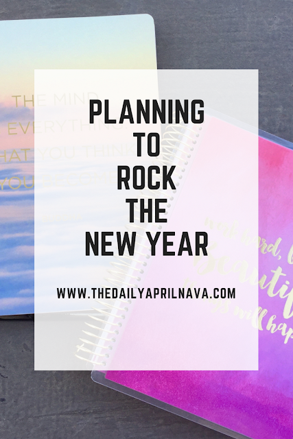 Planning to Rock the New Year!