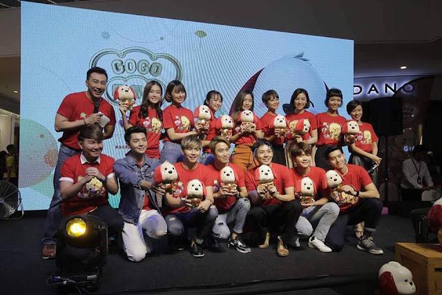 8TV, NTV7  LANCAR ALBUM GOGO WONDERLAND RAI TAHUN BAHARU CINA