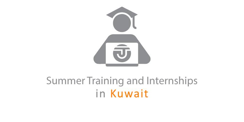 Summer Training and Internships in Kuwait 2021