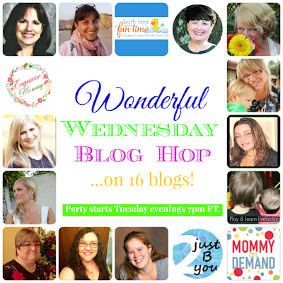 blog hop, linkup