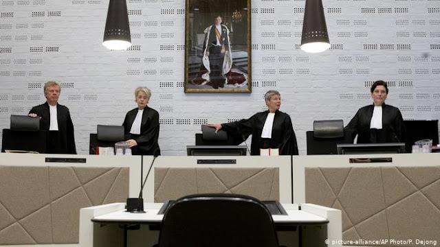 لاجئ سوري متهم بجرائم حرب يمثل أمام محكمة في هولندا