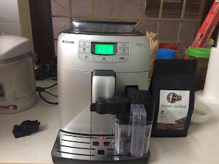 Sửa máy pha cà phê espresso tại nhà