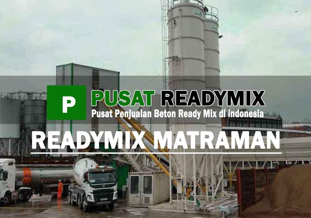 harga beton ready mix Matraman
