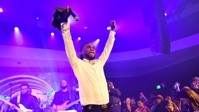 Did Burna Boy win the Grammy Award 2020? Burna Boy Loses
