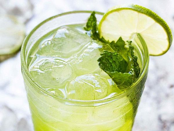 How mint lemonade works like restaurants